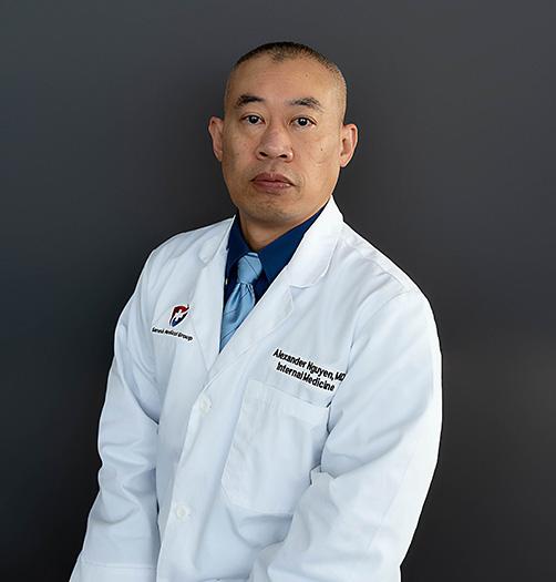 Dr. Alex Nguyen
